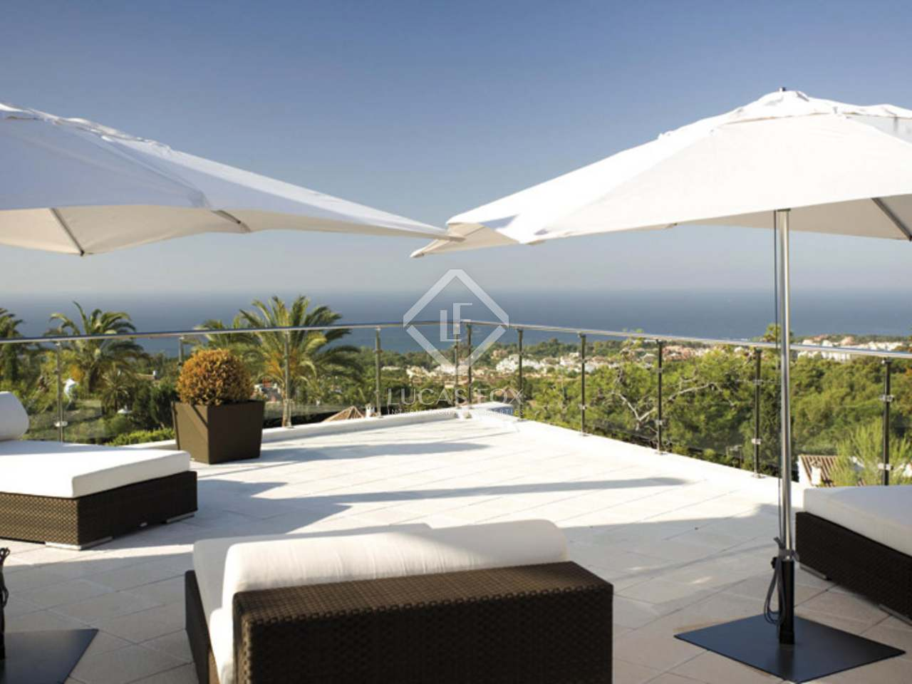 Luxe appartementen en stadswoningen te koop in sierra - Domotica marbella ...