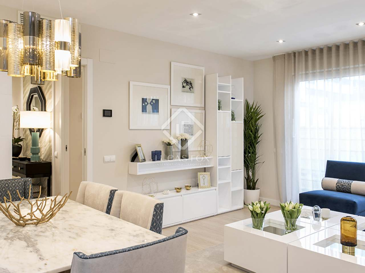 Appartamenti nuovi in vendita nella promozione diagonal port for Piani di appartamenti moderni