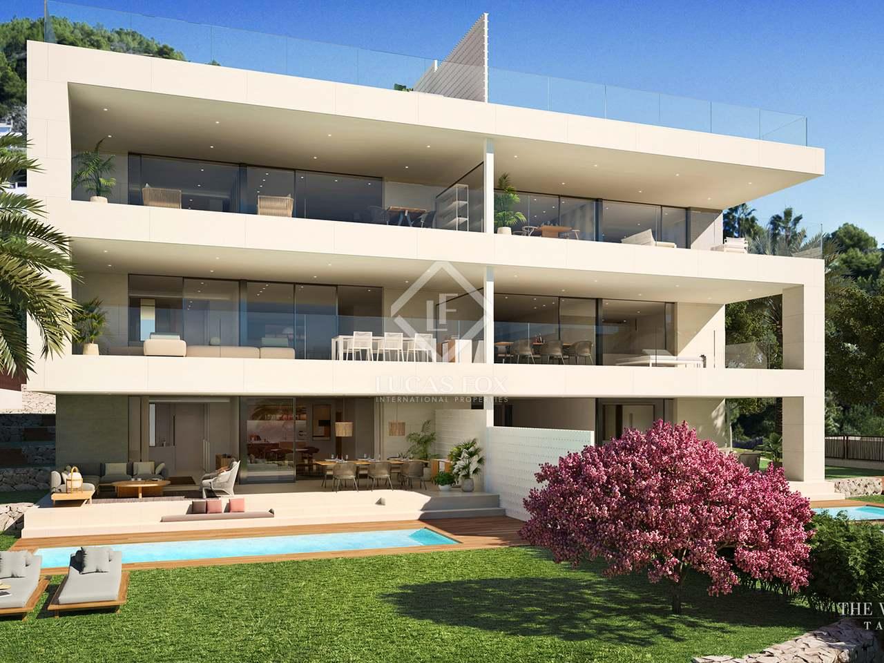 Appartement de 158m a vendre ibiza ville ibiza for Appartement de ville