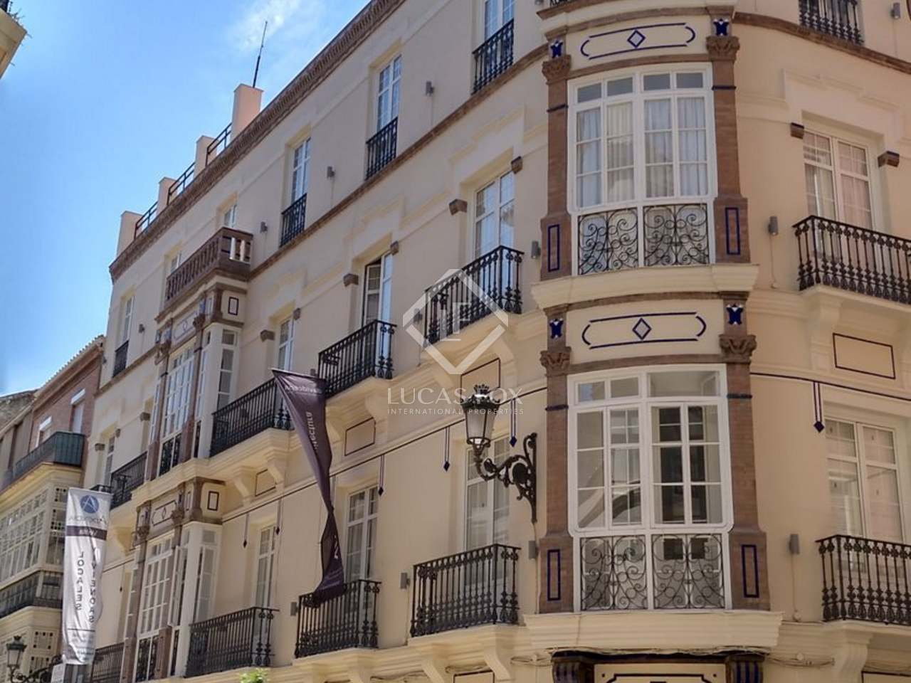 Astonishing 79M2 Apartment For Sale In Malaga Spain Download Free Architecture Designs Scobabritishbridgeorg