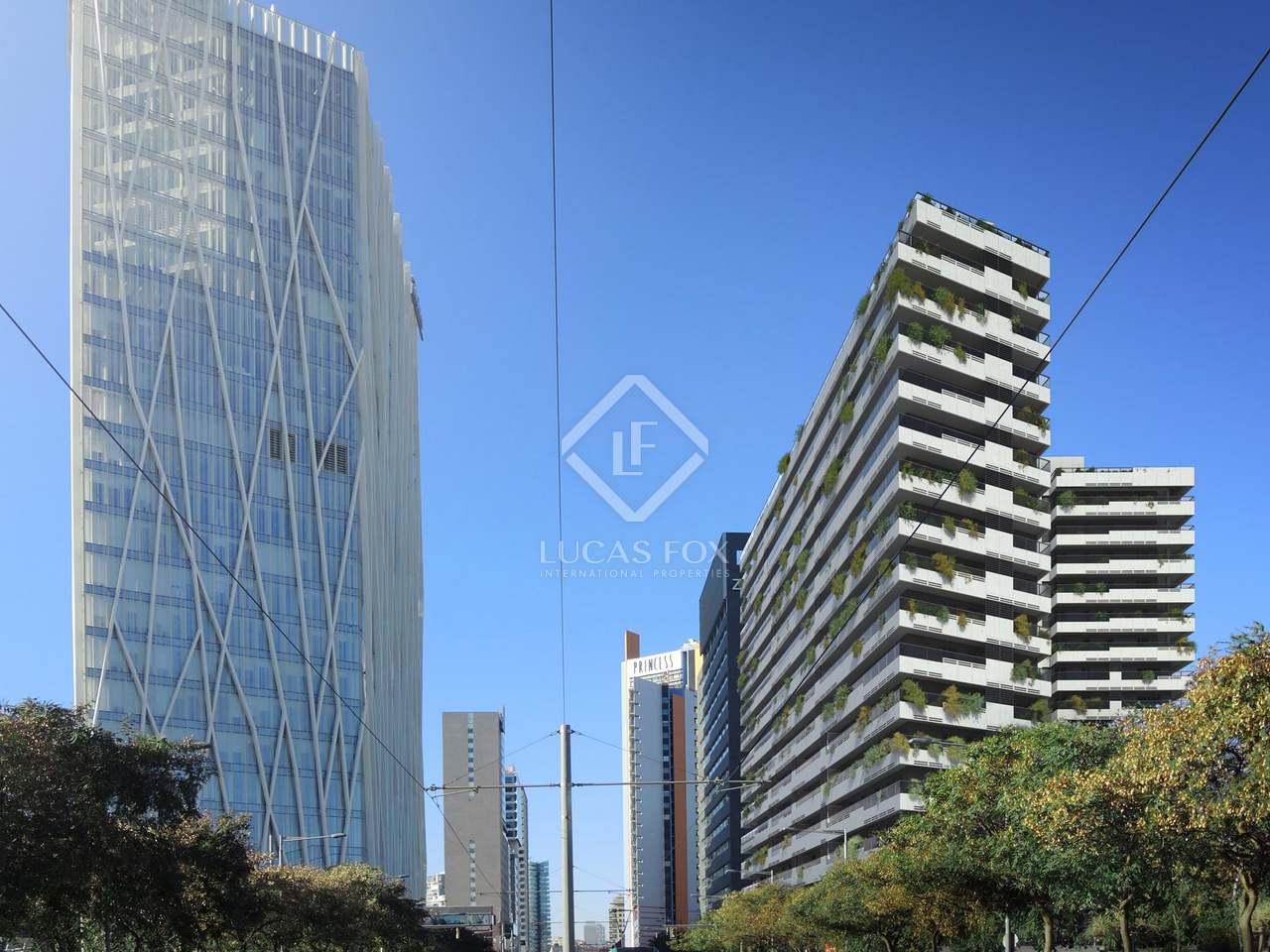 Diagonal-Port