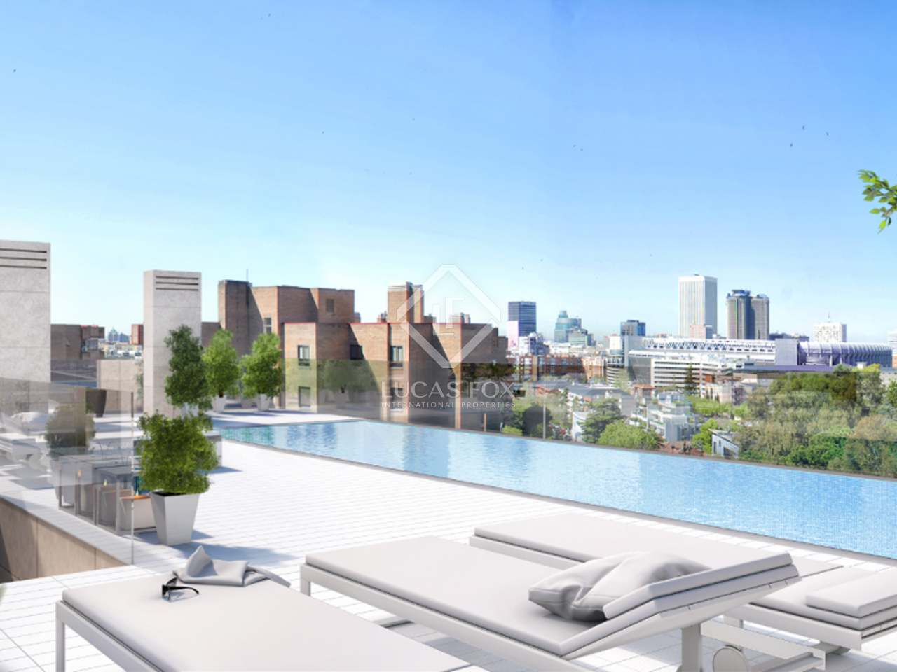 Exclusive New Development in a prime Madrid location