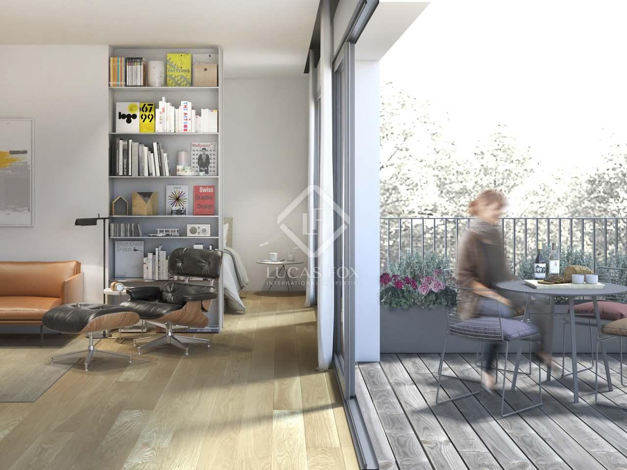Arago borrell nuova costruzione eixample sinistro for Appartamenti eixample barcellona