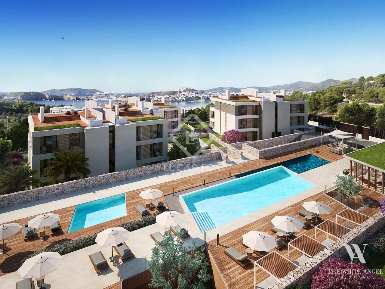 158m² Apartment for sale in Ibiza Town, Ibiza