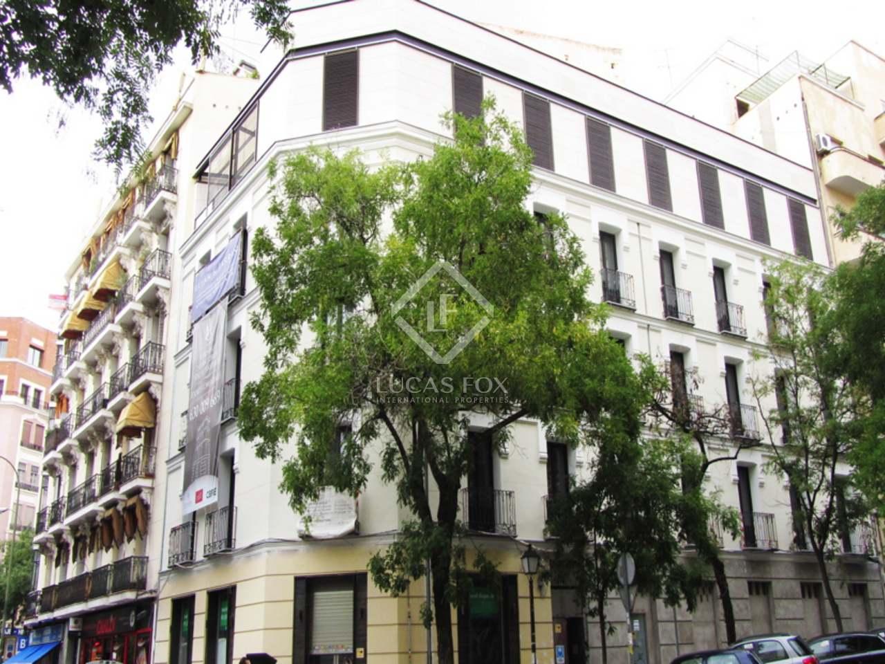 Apartamentos renovados en venta en chamber madrid - Zona chamberi madrid ...