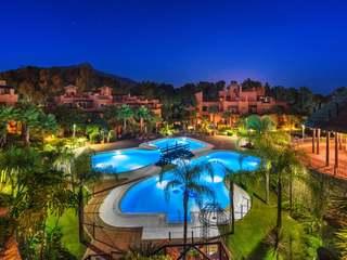 Apartamentos de lujo en venta en el valle del golf, Marbella