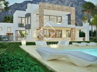 19 luxury villas for sale in Nueva Andalucía, Marbella