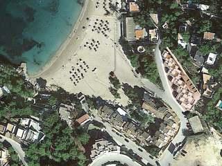 Neue Einzimmerwohnungen zum Verkauf in Cala Vadella