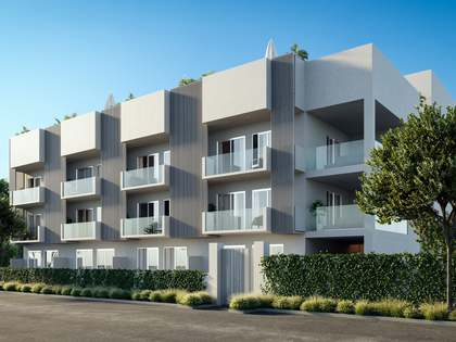 THE OLIVE CALA LLONGA IBZ18227: New development in Santa Eulalia