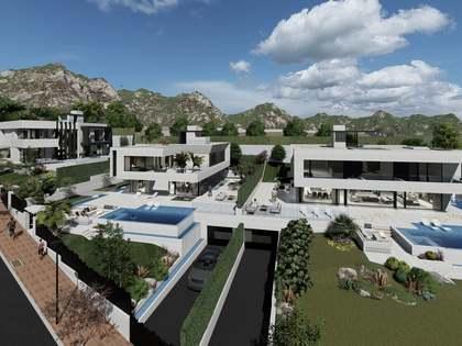 Villas Sant Berger: Promoció d'obra nova a Teià - Lucas Fox