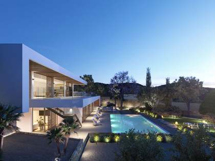 Can Aubarca: New development in Ibiza Town - Lucas Fox