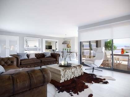 Квартира 143m², 19m² террасa на продажу в Esplugues