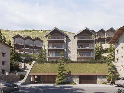 ND LES TERRASSES LUXURY COMPLEX: New development in Grandvalira Ski area