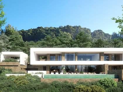 LuxuryVillasRocaLlisa: Nieuwbouw project in Santa Eulalia