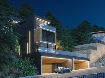 ND PEAK HOUSES: New development in Escaldes - Lucas Fox
