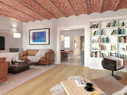 124m² apartment for sale in Eixample Right, Barcelona