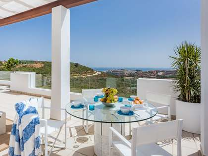 3-bedroom apartment for sale in a new development in Casares