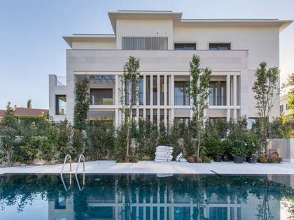 BALMIS: New development in Aravaca, Madrid - Lucas Fox