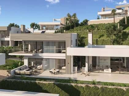 5 lujosas villas en venta en Nueva Andalucía.
