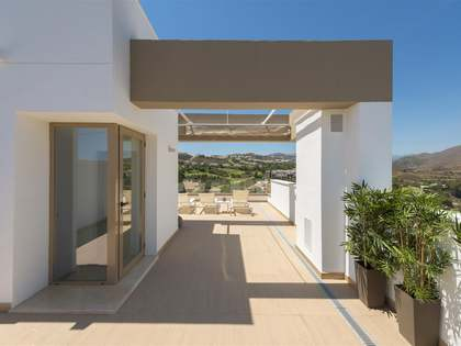 3-bedroom townhouse for sale close to Cala de Mijas