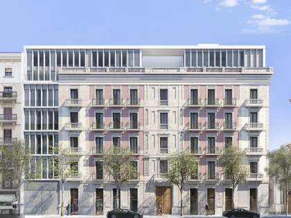 Casa Maury Pares: Neubau in Eixample Links - Lucas Fox
