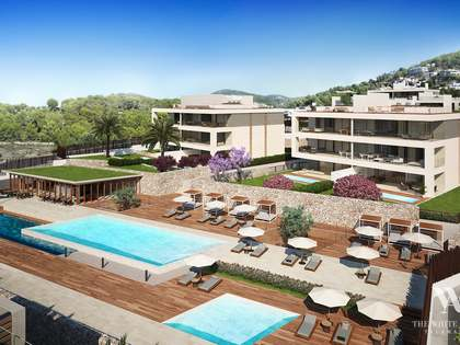 Fifty-four 3 and 4-bedroom apartments for sale in Talamanca