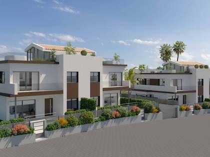Villas Montgat: Promoció d'obra nova a Montgat - Lucas Fox