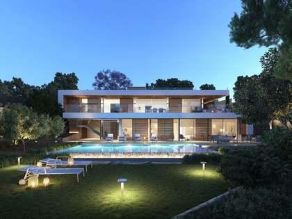 Can Aubarca: Nuova costruzione Città di Ibiza - Lucas Fox