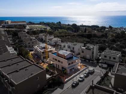 Villas Montgat: Ny bostadsutveckling i Montgat - Lucas Fox