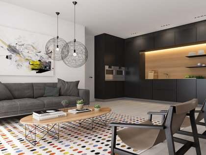 Poeta Poble Sec: Ny bostadsutveckling i Poble Sec, Barcelona