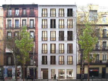 Chamberi Apartments: New development in Trafalgar, Madrid