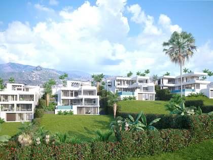 在 New Golden Mile, Costa del Sol 271m² 出售 豪宅/别墅 包括 163m² 露台