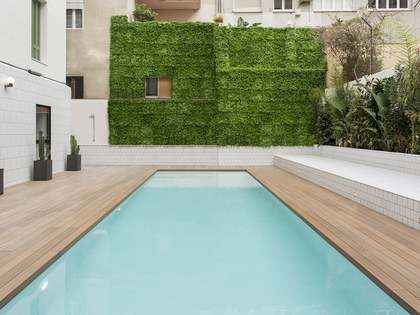 Plato Apartments: Promoció d'obra nova a Sant Gervasi - Galvany