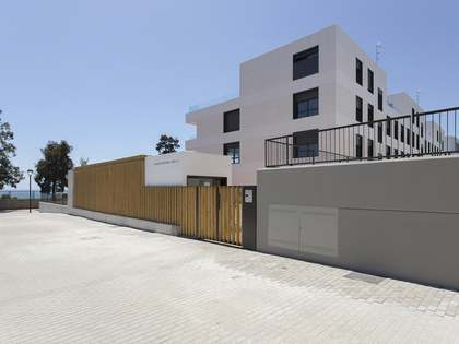 New 2, 3 and 4-bedroom properties for sale in Aiguadolç