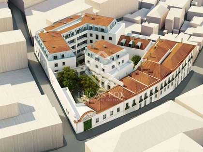 Palacio Mesquitela: New development in Lisbon City, Portugal