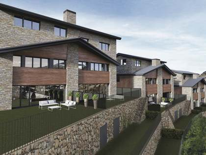ND LA SOLANA DELS CORTALS: New development in Grandvalira Ski area