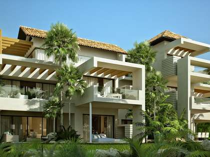 Brand new apartments and villas for sale in Marbella