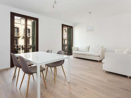 New 3-bedroom apartment for sale on Carrer Muntaner