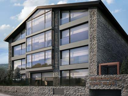 ND LLAC BLAU: New development in Grandvalira Ski area