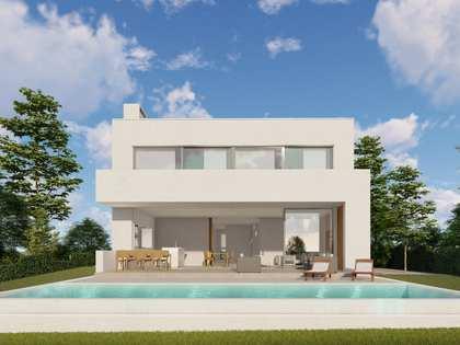 New development of impressive luxury villas in a fantastic residential area of S'Agaró.