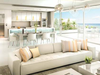 121m² Apartment with 156m² terrace for sale in Mijas