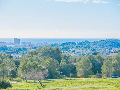14 plots from 1,300 m² for sale in Palamós