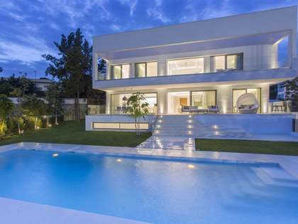 New luxury villas for sale in Guadadalmina Marbella