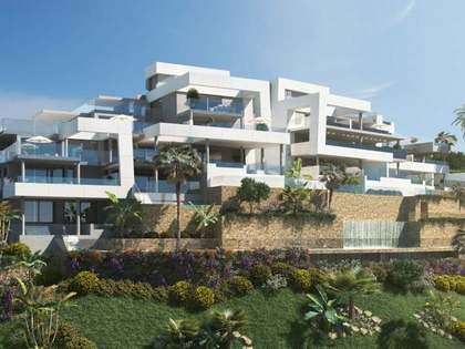 2-bedroom apartment to buy off plan in Nueva Andalucia