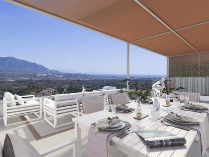 160m² Penthouse with 25m² terrace for sale in Mijas