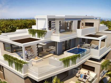 Pis de 148m² en venda a New Golden Mile, Costa del Sol