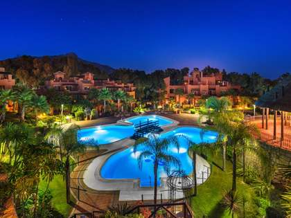 Luxury 2 and 3 bedroom apartments for sale in the Golf Valley, Marbella