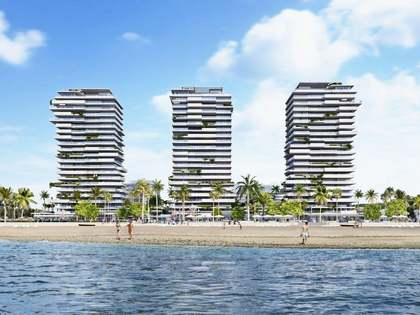 MALAGA TOWERS: nouveau complexe à Centro / Malagueta, Malaga