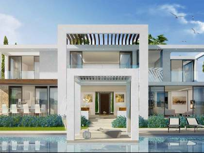 Nya, lyxiga och moderna villor, 5 sovrum  i Östra  Marbella