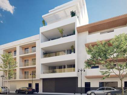 104m² Apartment with 34m² terrace for sale in Estepona